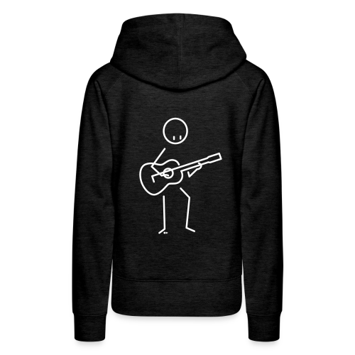 Guitarist - Women's Premium Hoodie