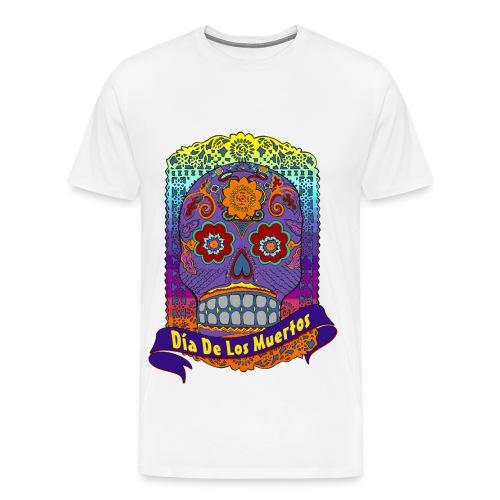 Dia De Los Muertos shirt - Männer Premium T-Shirt