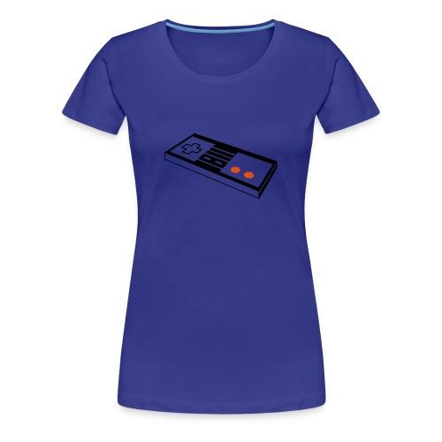 Womens Retro Tee - Women's Premium T-Shirt