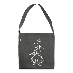 Gambist - Shoulder Bag made from recycled material