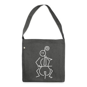 Cellist - Shoulder Bag made from recycled material