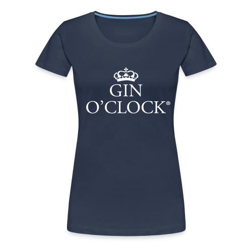 Gin O'Clock Women's T-Shirt - Women's Premium T-Shirt