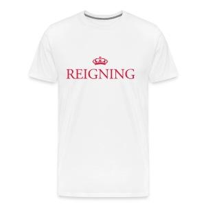 Gin O'Clock Reigning Men's T-Shirt - Men's Premium T-Shirt
