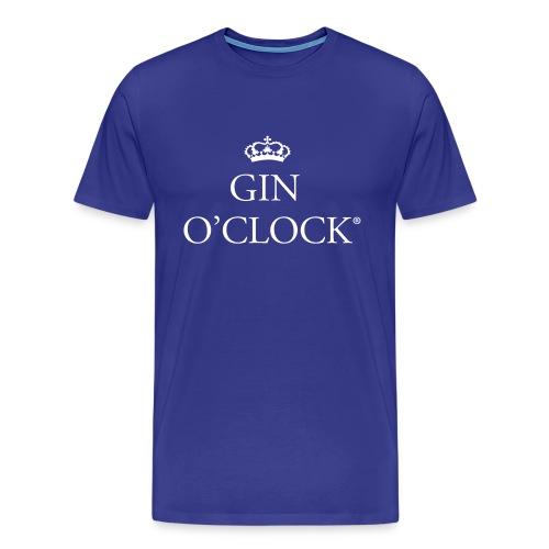 Gin O'Clock Men's T-Shirt - Men's Premium T-Shirt