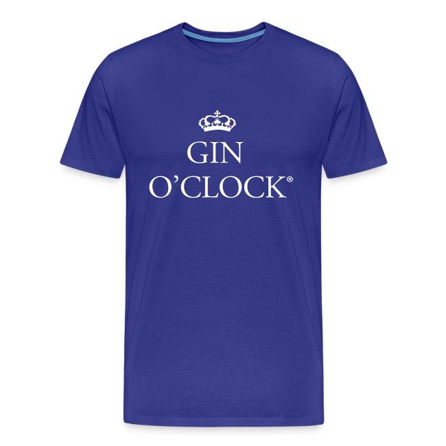 Gin O'Clock Men's T-Shirt