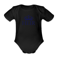 Baby Bodysuits ~ Baby Bodysuit ~ Gin O'Clock Heir Baby One-Piece