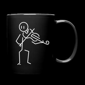 Violist [double-sided] - Full Colour Mug