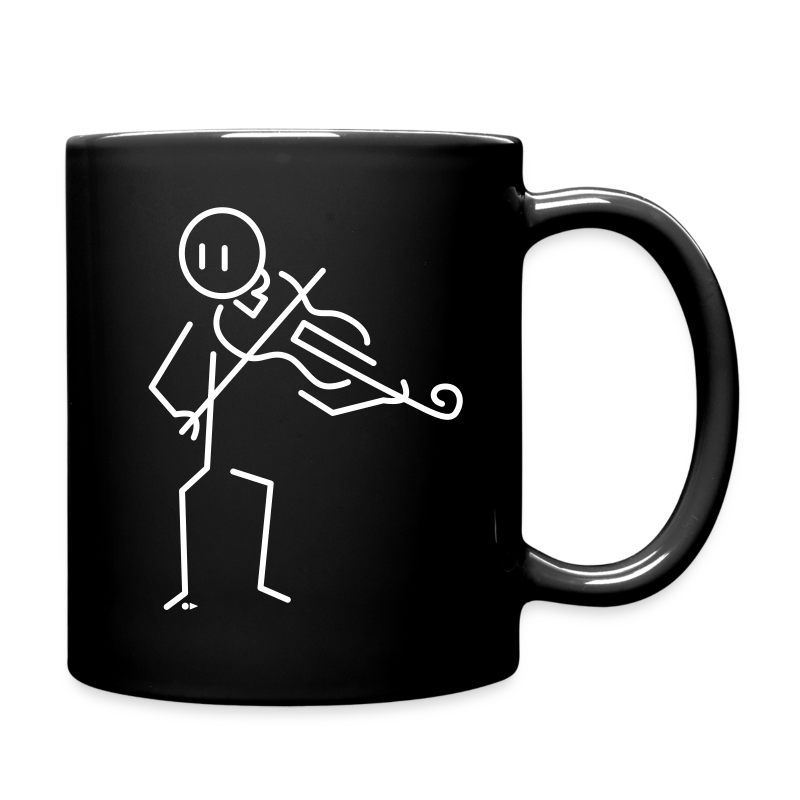 Violist [double-sided] - Full Colour Mug