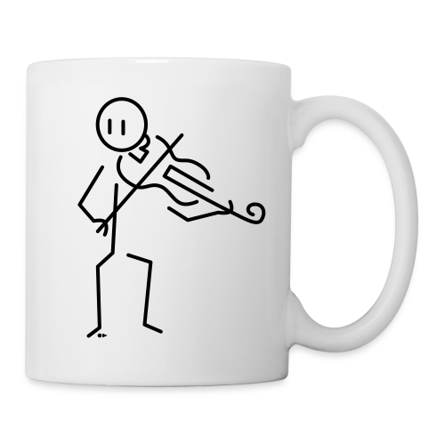 Violist [single-sided] - Mug