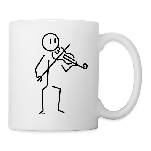 Violinist [single-sided] - Mug