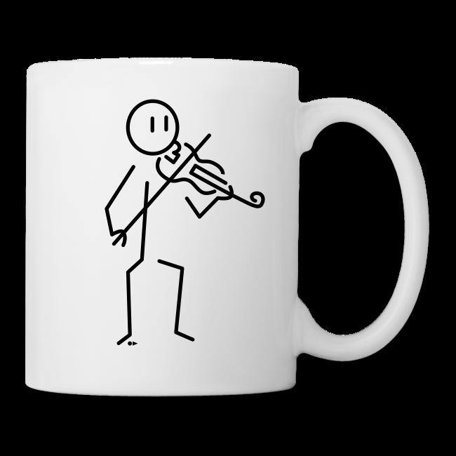 Violinist [single-sided]