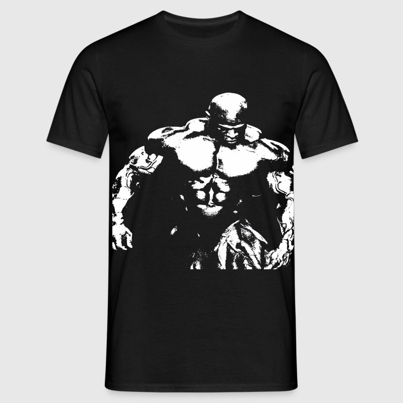 Animal Bodybuilding - T-shirt Homme