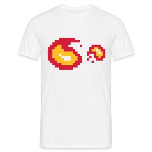 Fireballs - Mannen T-shirt