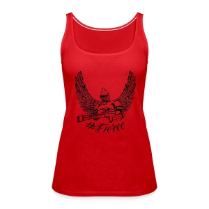 #Fierce - Women's Premium Tank Top
