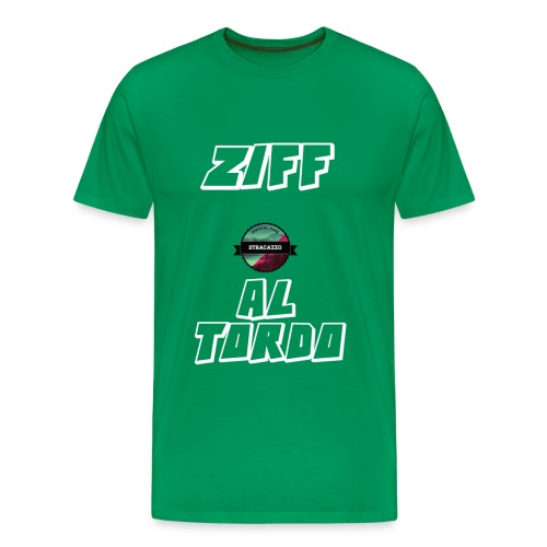Ziff al tordo (da òm) - Maglietta Premium da uomo