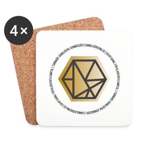 Hexagold, Underlägg - Underlägg (4-pack)