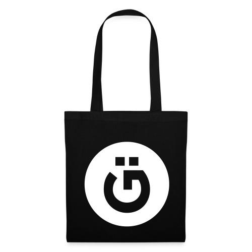 GÜ-Tragetasche   black - Stoffbeutel