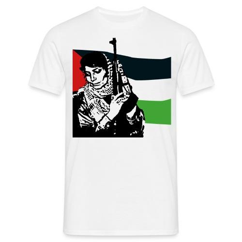 Leila Khaled - Männer T-Shirt