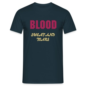 T-shirt BLOOD SWEAT AND TEARS - T-shirt Homme