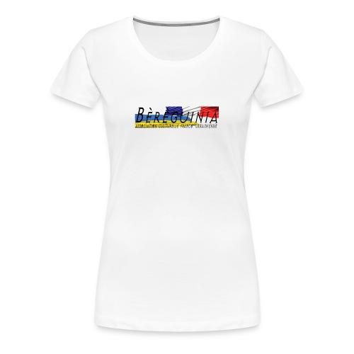 tee shirt bèrèguinia 2 - T-shirt Premium Femme
