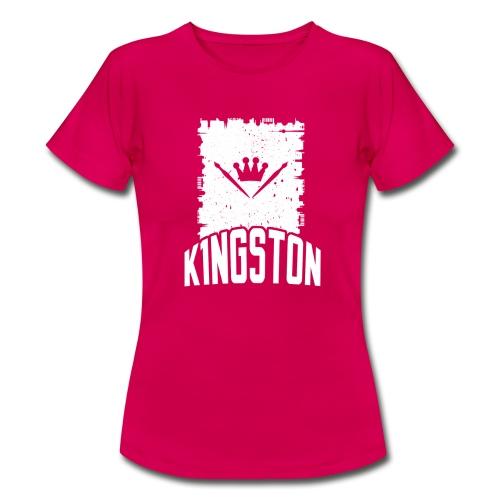 K1ngston Shirt Female - Frauen T-Shirt