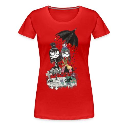 Umbrella Pride  - Women's Premium T-Shirt