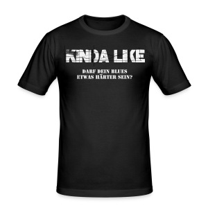 Kinda Like - Männer Slim Fit T-Shirt