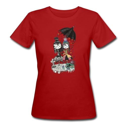Umbrella Pride 2 - Women's Organic T-Shirt