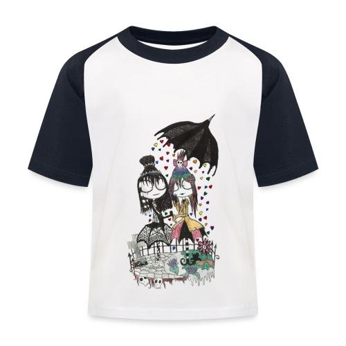 Umbrella Pride 2 - Kids' Baseball T-Shirt