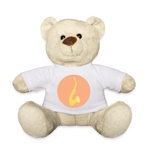 Teddy Saxophon Baby Orange  - Teddy