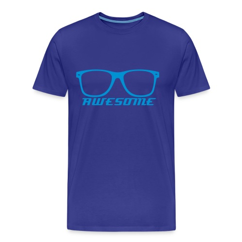 Mens Awesome t shirt. - Men's Premium T-Shirt