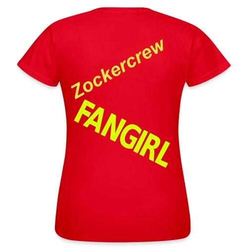 Zockercrew Damenshirt - Frauen T-Shirt