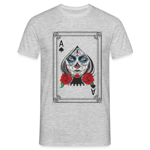 The Ace of Spades Queen - Men's T-Shirt