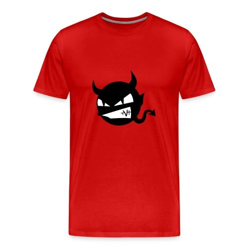 T-Shirt Uomo Stick Devil - Men's Premium T-Shirt