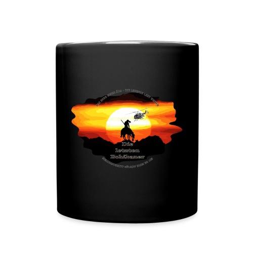 Bohikaner2 - Tasse einfarbig