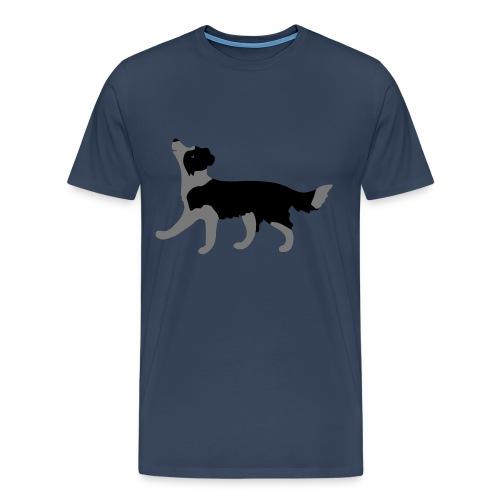 A Dog - Men's Premium T-Shirt