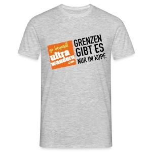 ULTRAWANDERN-T-SHIRT - Männer T-Shirt