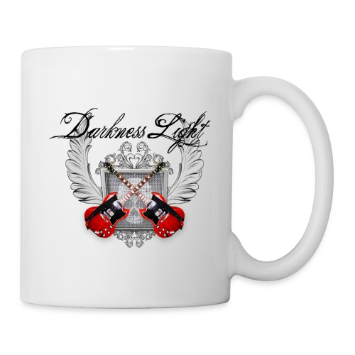 Darkness Light Coffee Cup Double Print - Mug