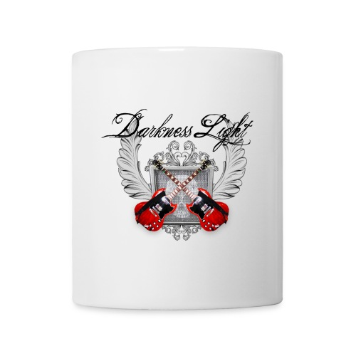Darkness Light Coffee Cup - Mug