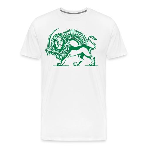 Shiro Khorshid - Männer Premium T-Shirt