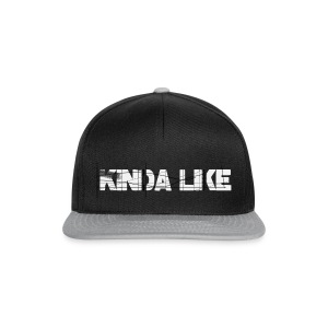 Kinda Like Bands - Snapback Cap