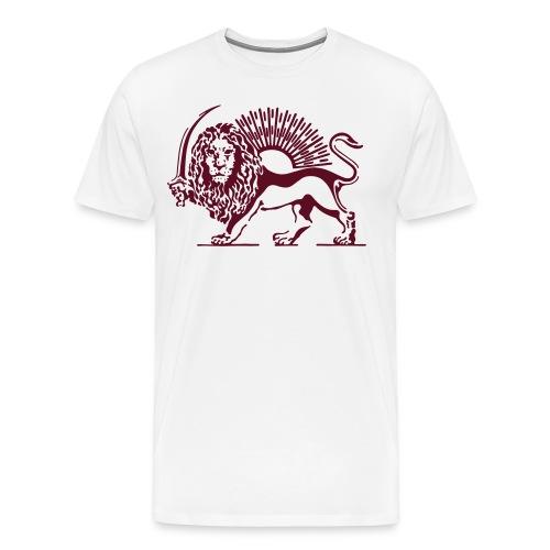 Shire Khorshid - Männer Premium T-Shirt
