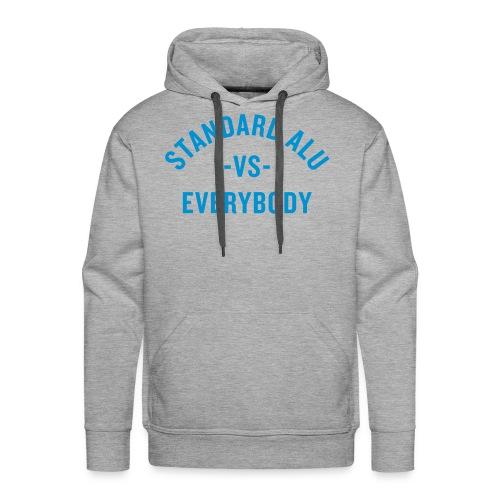 Hoodie Alu vs Everybody/men - Männer Premium Hoodie