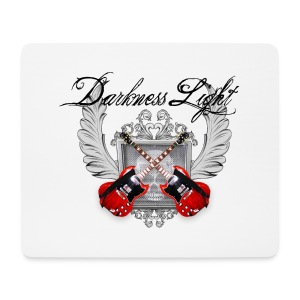 Darkness Light Mouse Pad - Mouse Pad (horizontal)