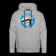 Pullover & Hoodies ~ Männer Premium Kapuzenpullover ~ Logo Hoodie/men