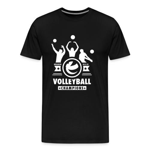Volleyball Champions - Männer Premium T-Shirt