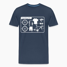 cycling Kid T-Shirts