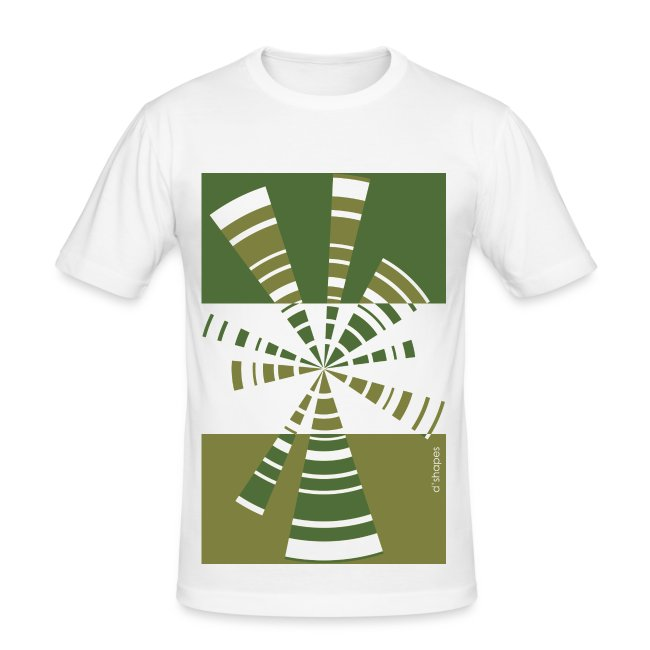 Radio Treetop - Man Slim T-shirt