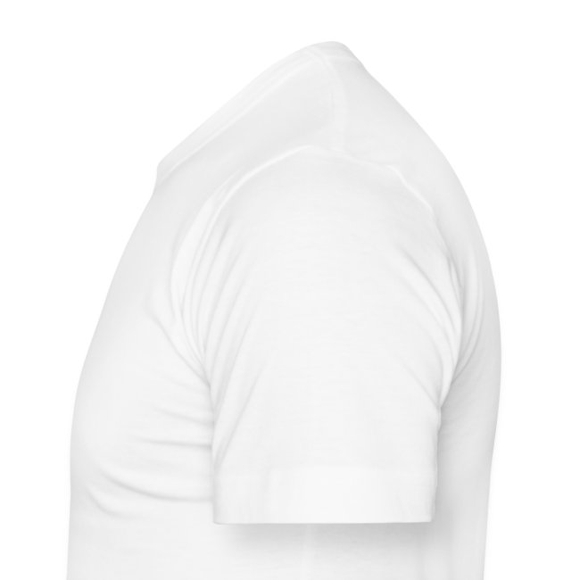 Blocks Blue - Man Slim T-shirt