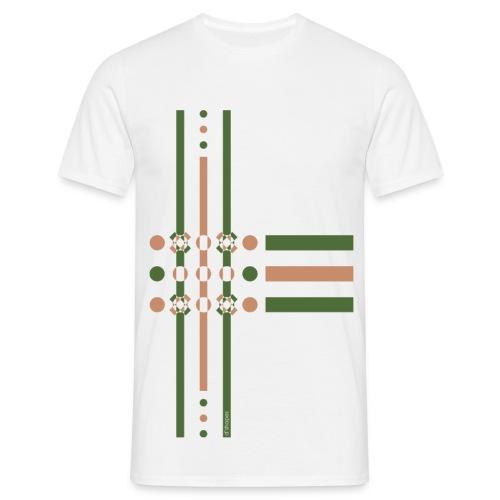 Dots Treetop - Man T-shirt   - Maglietta da uomo